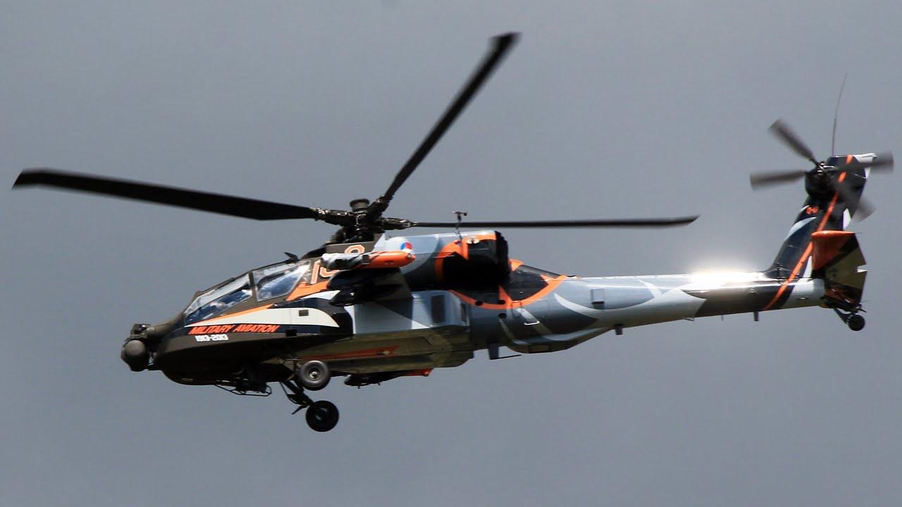 RNLAF AH-64 Apa... H R 1314
