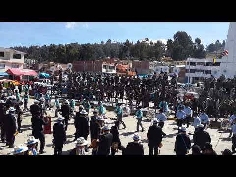 Proyeccion Murillo y Super Explosion 2014