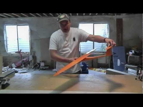 Building Molds For Composite Model RC Airplanes