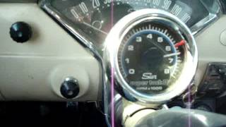 1956 chevy 327 4 speed shifting 6500 to 7000 RPM