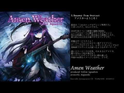 [c90] Amen Weather - xfd [Kan-colle BGM Arrangement CD]