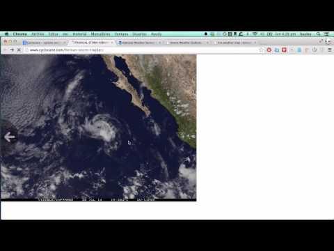 28 de julio - trayectoria de tormentas tropicales: Hernan, Halong, & Hakri