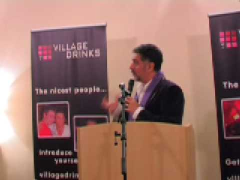 Part 1/2 - James Caan - Village Drinks