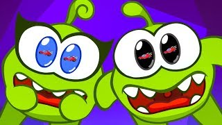 Om Nom Stories - Super-Noms: Cars Fight (Cut the Rope) Super ToonsTV