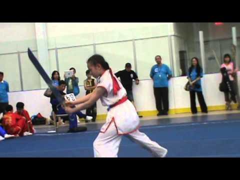 U.S. Traditional Team Trials 2012 - Elizabeth Guo - Nan Dao (Southern Broadsword)