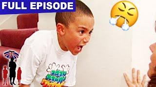 The Newton Family - Season 2 Episode 17   Full Episode   Supernanny USA
