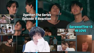 (BEST EPISODE) 2gether The series Episode 11 Reaction/Commentary |  เพราะเราคู่กัน 2getherTheSeries