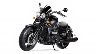 2015 Triumph Limited Edition Rocket X Preview