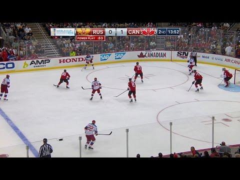 Выставочный матч. Канада - Россия   Russia - Canada 15.09.16