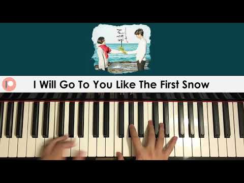 Ailee - I Will Go To You Like The First Snow (Piano Cover) | Patreon Dedication #258