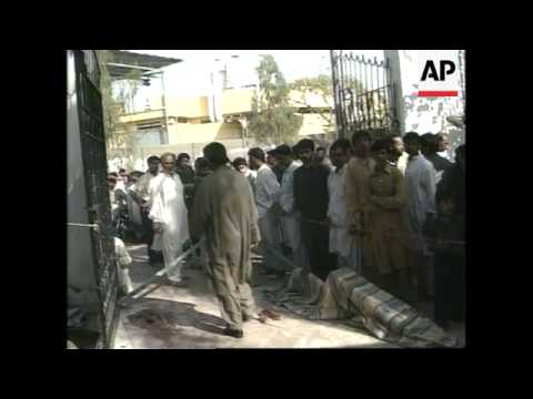 Pakistan - FBI Investigates Bombings