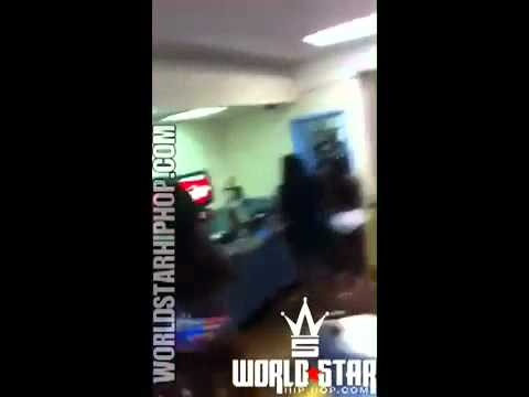 Bikini Girls FIGHT Over A Damn Whopper At Burger King In Panama, FL