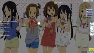 Me Playing Osu! | Song: HO-KAGO TEA TIME - Kira Kira Days