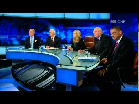 Claire Byrne hosts a Prime Time discussion with John Bruton, Kevin Myers, Michael McDowell and �amon O Cuiv on the centenary of the Home Rule Bill becoming law in 1914. Broadcast: 16 September...