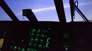 David Rules the Marine Corps Helicopter Simulator