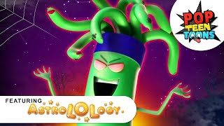 AstroLOLogy - GRUMPY GRINCH | 3D Cartoons for Kids | Pop Teen Toons