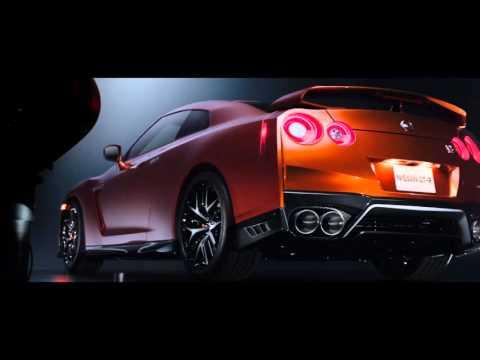 日産 GT-R(公式PV)