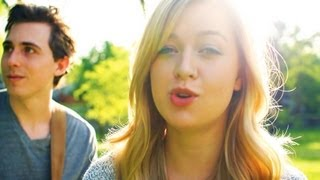 I WANT IT THAT WAY - BACKSTREET BOYS MUSIC  COVER By Landon Austin And Julia Sheer