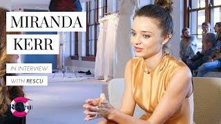 Miranda Kerr on Baby Plans and Style Advice