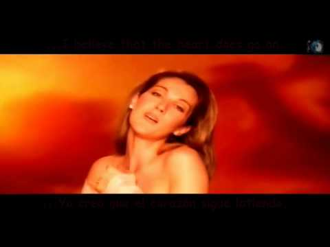 Celine Dion - My Heart Will Go On (Titanic) (Sub Español -...