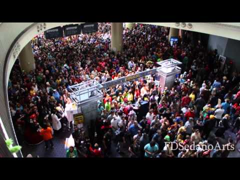 Megacon 2014 -Cosplay Music Video 4/4