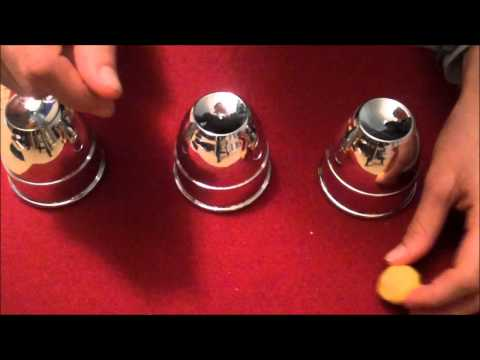 Cups & Balls REVEALED - Amazing Magic Trick  - Criss Angel Mindfreak Ultimate Magic Kit