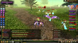 Knight Online Atlantis Ardream Occupy Clan HypeerActivee (King) Pk Movie