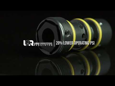 Most Powerful Paintball Guns -The New DYE M2 Paintball Marker