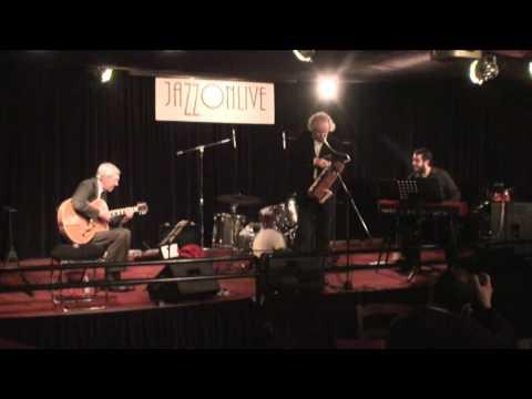 JazzOnLive, franco Cerri Jazz trio con Guido Tononi clip7 v3