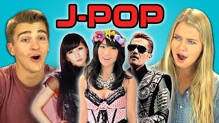 Download Lagu Teens React to J-pop Gratis STAFABAND