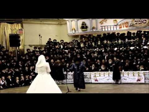 Bobover Rebbe's Daughter Wedding Music Videos