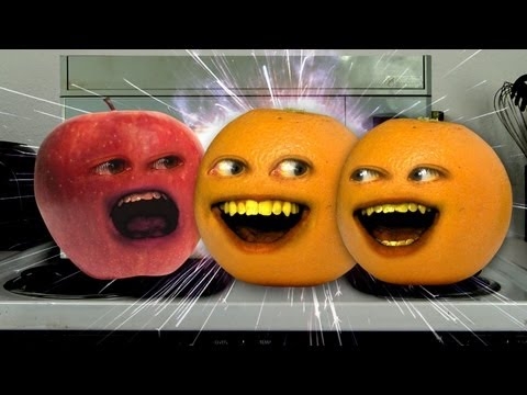 Annoying Orange - Microwave Effect