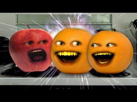 Annoying Orange - Microwave Effect