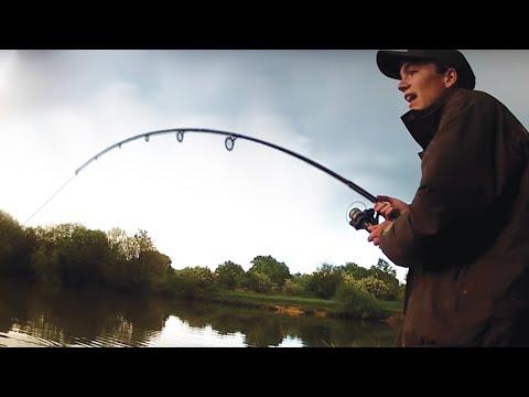 CARP FISHING the Park Lake Campaign