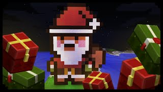 ✔ Minecraft: Pixel Art Friday (Santa Claus)