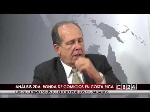 AL CIERRE (1/3) Análisis de la segunda ronda electoral en Costa Rica
