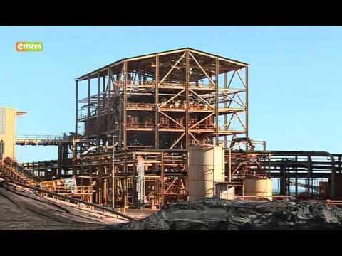 Base Titanium reports lower revenues