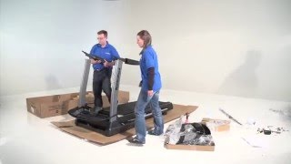 How To Assemble NordicTrack C900 Pro Treadmill