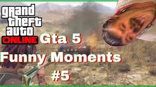 Gta 5 Funny Moments #5