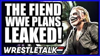 The Fiend Bray Wyatt WWE Universal Championship Match LEAKED?! WrestleTalk News Aug. 2019