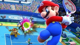 Super Mario Adventskalender Folge 14: [Maro Tennis Ultra Smash]