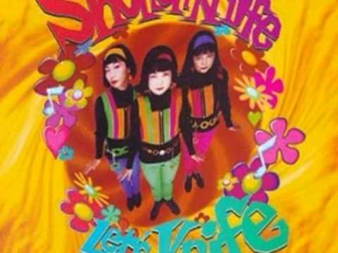 Shonen Knife - Tortoise Brand Pot Scrubbing Cleaners Theme