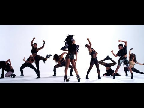Dawn Richard - Wild N' Faith [Dance Version]