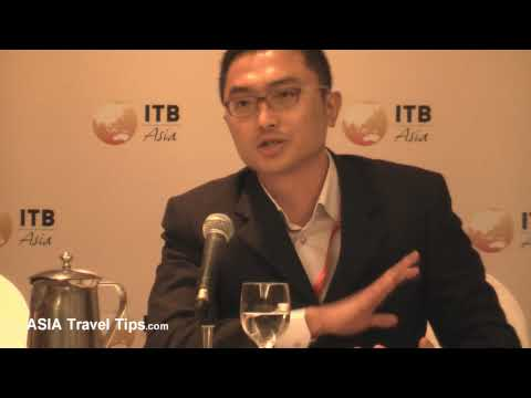 Singapore Tourism Board - Press Conference @ ITB Asia 2009 - Part 4 of 4