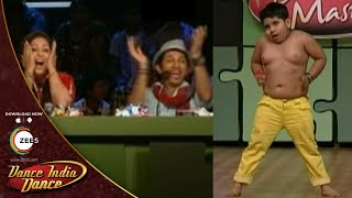 Top Funny Auditions - DID L'il Masters
