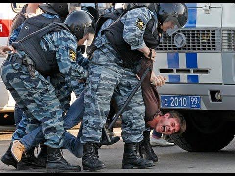 Беспорядки на Болотной площади 6 мая 2012 года (Протестное движение в России 2011 - 2013) | HQ