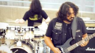 Ammunition by The Violet Hour OFFICIAL MUSIC VIDEO