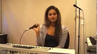 Cover song by  Shanika Somathilaka   කෙල්ලෙක් කියන පට්ට සින්දුව  බලන්න.....