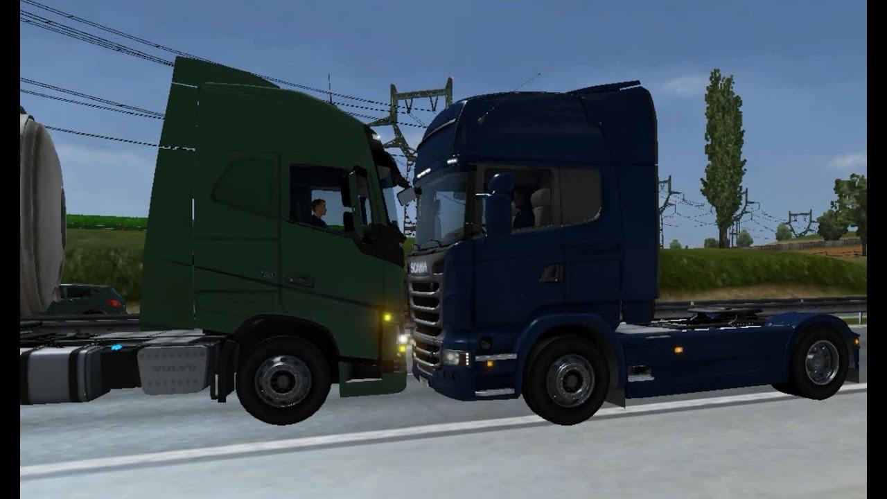 Car Crash Truck Games