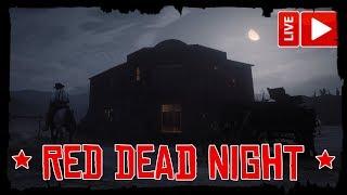 Red Dead Night 🔴 | Chillen im Wilden Westen *5 | Red Dead Online PVP | DCine | LIVE